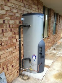 Gas Hot Water System Installation