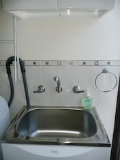 Laundry Sinks and Laundry Taps