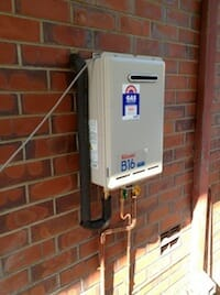 Instant Gas Hot Water Systems and Hot Water Plumbing