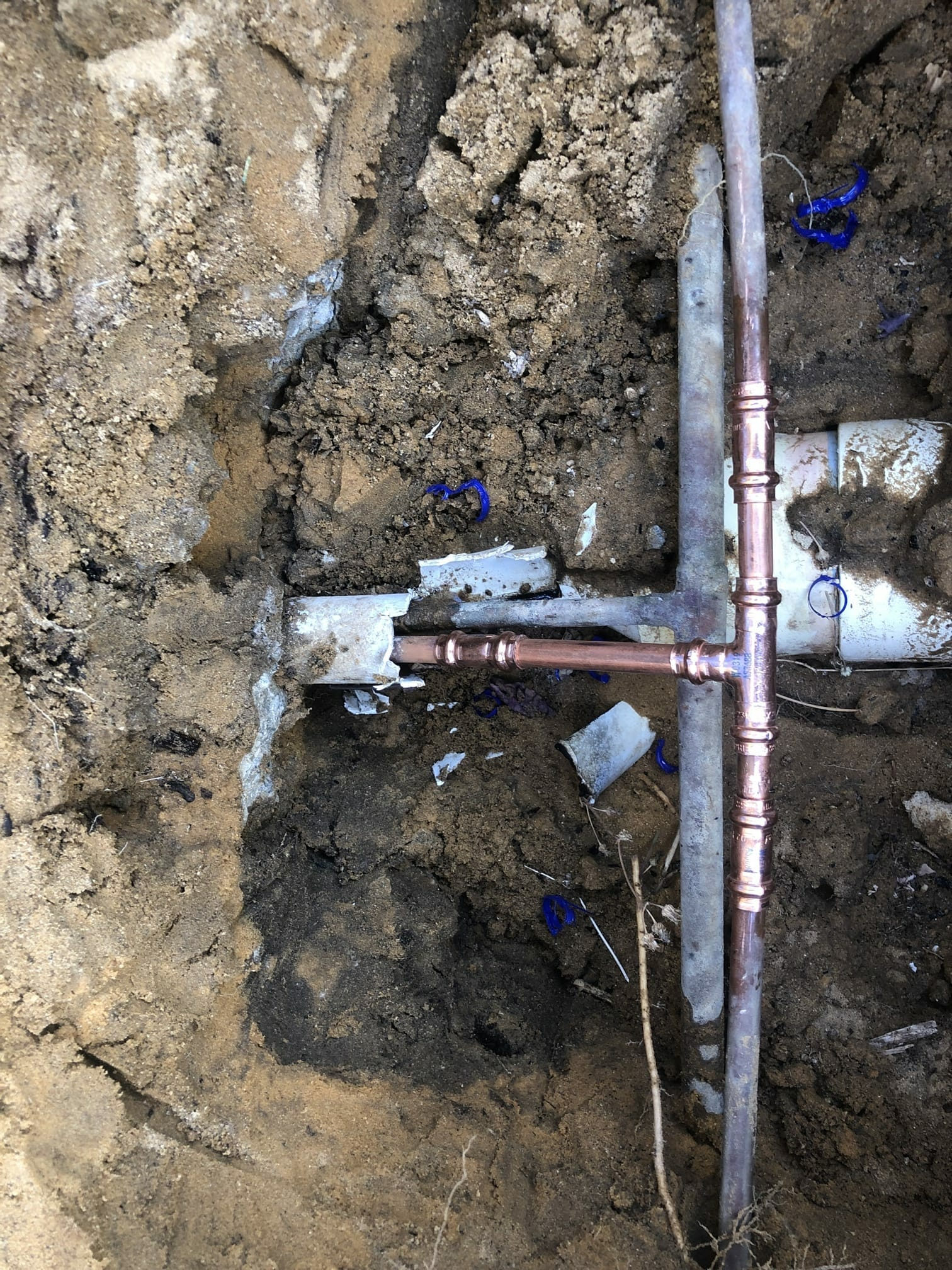 Burst Pipe Repairs and leak services by tapdoctor